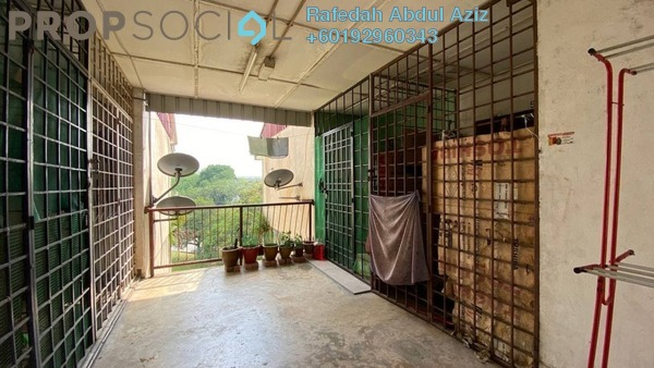Apartment For Sale in Section 24, Shah Alam Freehold Unfurnished 2R/1B 145k