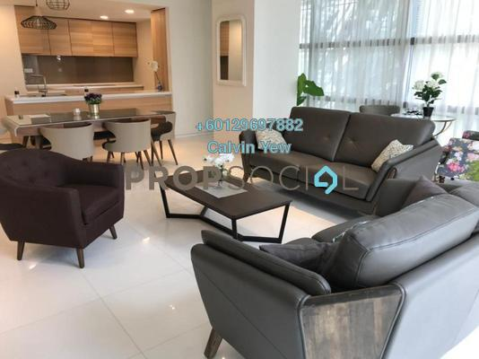 Condominium For Rent in Le Nouvel, KLCC Freehold Fully Furnished 2R/2B 11k