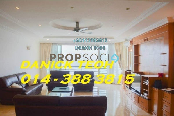 Condominium For Sale in Gurney Beach, Gurney Drive Freehold Fully Furnished 4R/4B 2.3m
