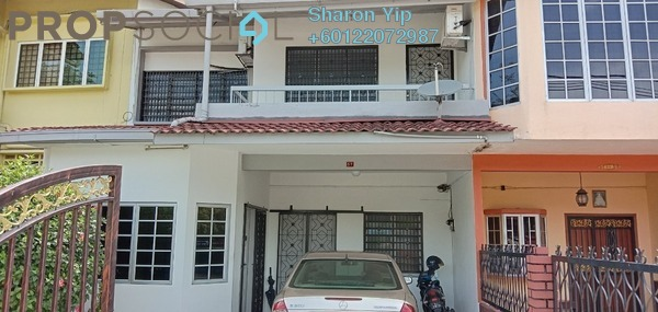 Terrace For Rent in Jalan Maarof, Bangsar Freehold Semi Furnished 4R/3B 3.8k