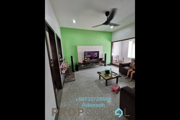 Terrace For Sale in Taman Kepong, Kepong Freehold Semi Furnished 3R/2B 720k