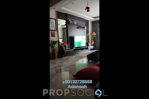 Condominium For Sale in Menara Duta 1, Dutamas Freehold Semi Furnished 3R/4B 700k