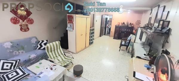 Terrace For Sale in Taman Selayang Utama, Selayang Freehold Semi Furnished 2R/2B 370k