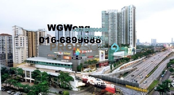 Serviced Residence For Rent in Tropicana City Tropics, Petaling Jaya Freehold Fully Furnished 2R/2B 2.35k