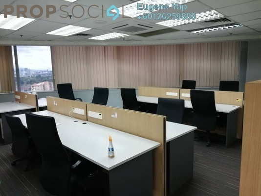 Office For Sale in Plaza Sentral, KL Sentral Freehold Fully Furnished 0R/0B 3m