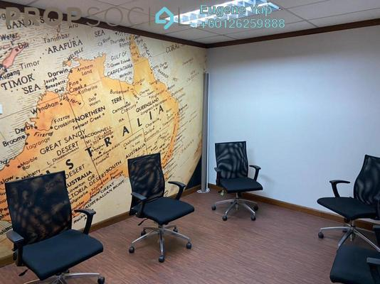 Office For Rent in Solaris Mont Kiara, Mont Kiara Freehold Semi Furnished 0R/0B 9k