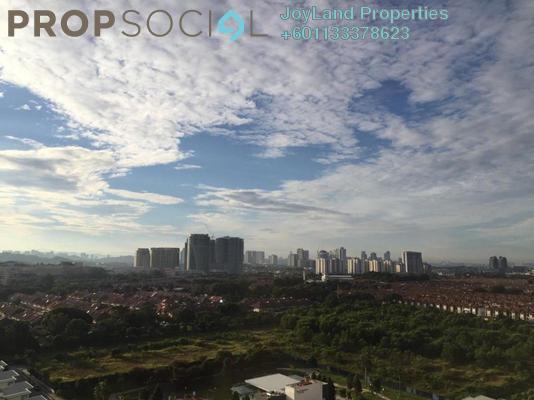 Apartment For Sale in Pelangi Damansara, Bandar Utama Freehold Semi Furnished 3R/2B 435k