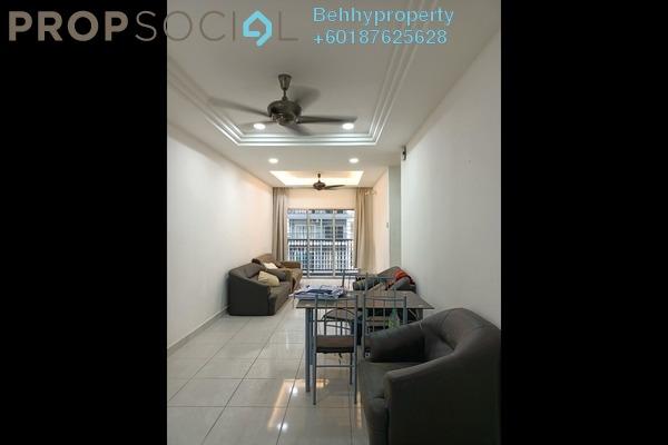 Condominium For Rent in BSP 21, Bandar Saujana Putra Freehold Fully Furnished 3R/2B 1.4k