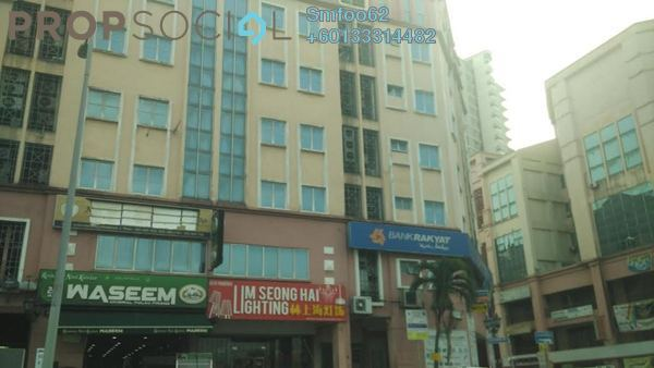 Office For Sale in Diamond Square, Setapak Freehold Semi Furnished 0R/0B 200k
