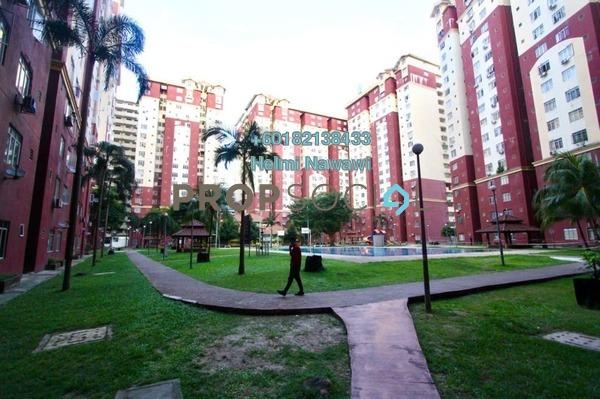 Apartment For Sale in Mentari Court 2, Bandar Sunway Freehold Unfurnished 3R/2B 259k