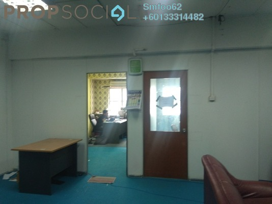 Office For Sale in Diamond Square, Setapak Freehold Semi Furnished 2R/0B 200k