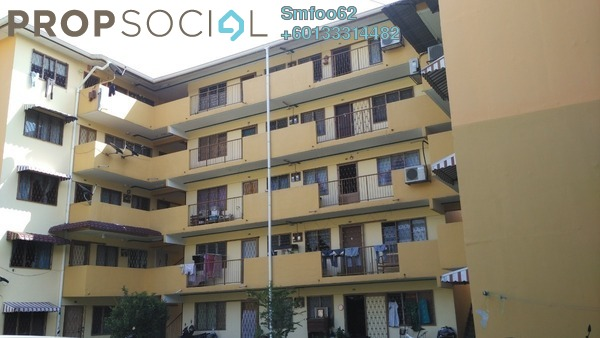 Apartment For Sale in Section 2, Wangsa Maju Freehold Unfurnished 3R/2B 260k