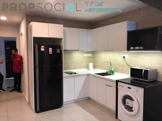 Condominium For Sale in D'Latour, Bandar Sunway Leasehold Fully Furnished 3R/2B 638k
