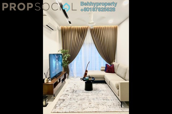 Condominium For Sale in BSP 21, Bandar Saujana Putra Freehold Fully Furnished 3R/2B 489k