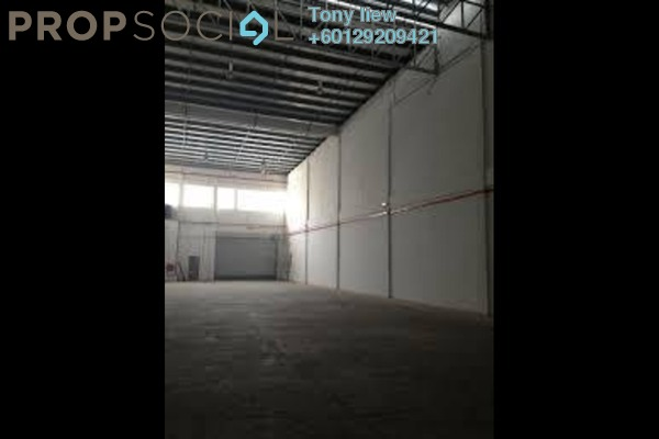 Factory For Rent in Taming Jaya Industrial Park, Balakong Freehold Unfurnished 0R/2B 4.2k