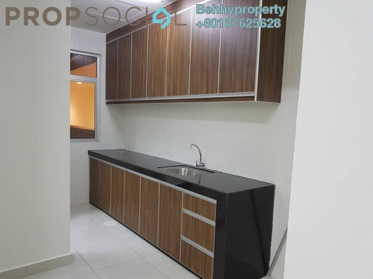 Condominium For Sale in BSP 21, Bandar Saujana Putra Freehold Fully Furnished 3R/2B 450k