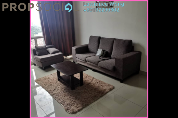 Condominium For Rent in 3Elements, Bandar Putra Permai Freehold Fully Furnished 2R/2B 1.3k
