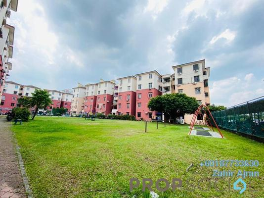 Apartment For Sale in Orchid Apartment, Puchong Freehold Unfurnished 3R/2B 210k