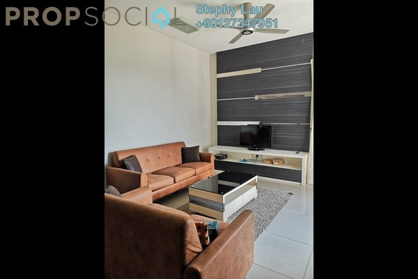 Condominium For Rent in Nautica Lake Suites @ Sunway South Quay, Bandar Sunway Freehold Fully Furnished 3R/2B 3.3k