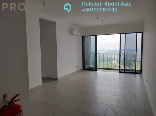 Condominium For Rent in Astetica Residences, Seri Kembangan Freehold Unfurnished 3R/2B 2k