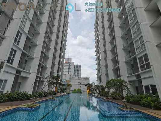 Serviced Residence For Sale in M Suites, Ampang Hilir Freehold Unfurnished 1R/2B 850k