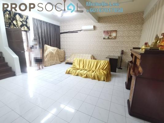 Terrace For Sale in Taman Iskandar, Johor Bahru Freehold Unfurnished 4R/3B 550k