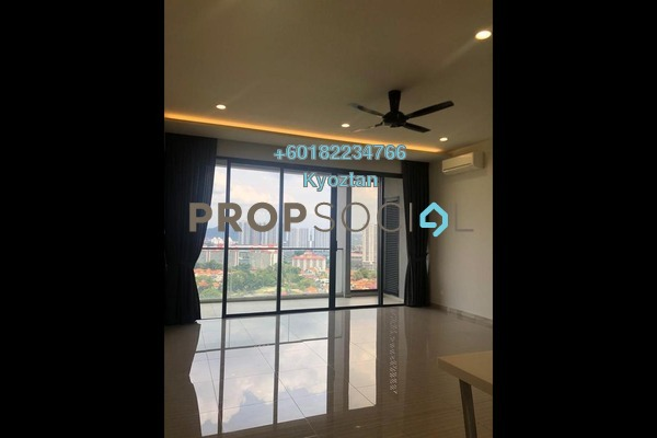 Condominium For Rent in Twin Arkz, Bukit Jalil Freehold Semi Furnished 3R/2B 3.3k