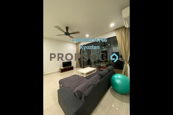Condominium For Rent in Twin Arkz, Bukit Jalil Freehold Fully Furnished 3R/2B 2.8k