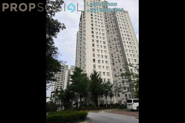 Condominium For Sale in Prima Midah Heights, Cheras Freehold Semi Furnished 4R/2B 598k