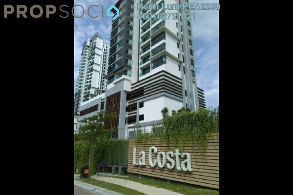 Condominium For Rent in LaCosta, Bandar Sunway Freehold Fully Furnished 3R/2B 3.8k