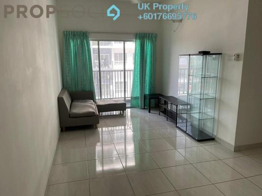Condominium For Rent in BSP 21, Bandar Saujana Putra Freehold Semi Furnished 3R/2B 1.2k