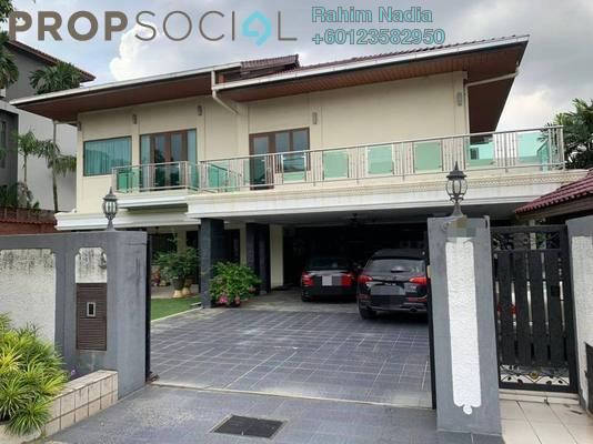 Bungalow For Sale in SS19, Subang Jaya Freehold Semi Furnished 6R/6B 5m