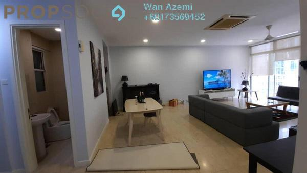 Condominium For Rent in Idaman Residence, KLCC Freehold Fully Furnished 3R/3B 5.2k
