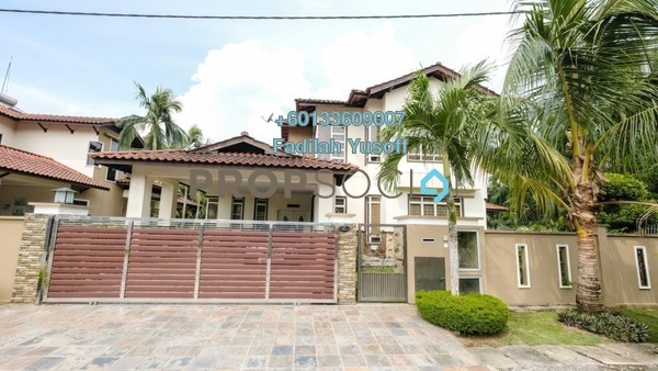 Bungalow For Sale in Pekan Sungai Buloh, Selangor Freehold Fully Furnished 5R/6B 2.2m