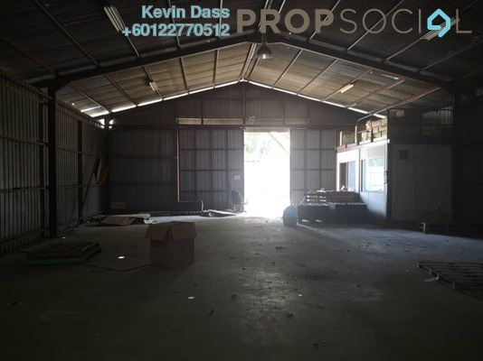 Factory For Rent in Kampung Cheras Baru, Cheras Freehold Semi Furnished 1R/1B 15k