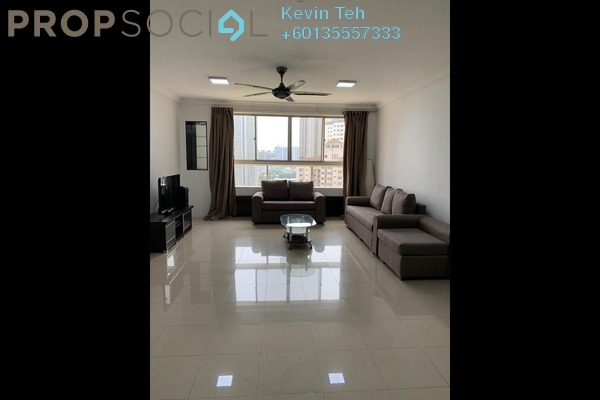 Condominium For Sale in Mont Kiara Pelangi, Mont Kiara Freehold Fully Furnished 3R/2B 850k