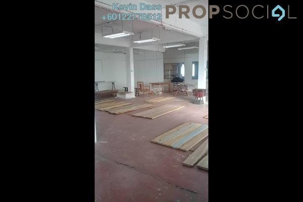 Factory For Rent in Taman Selayang Baru, Selayang Freehold Semi Furnished 1R/1B 8k
