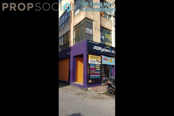 Shop For Rent in Vista Apartment, Damansara Damai Freehold Unfurnished 0R/0B 1.2k