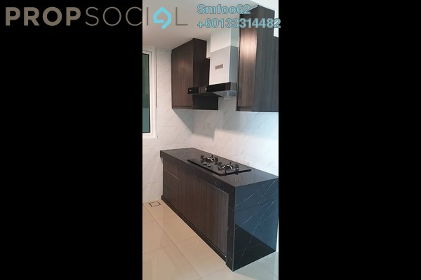 Condominium For Rent in Sentul Point, Sentul Freehold Fully Furnished 3R/2B 1.6k