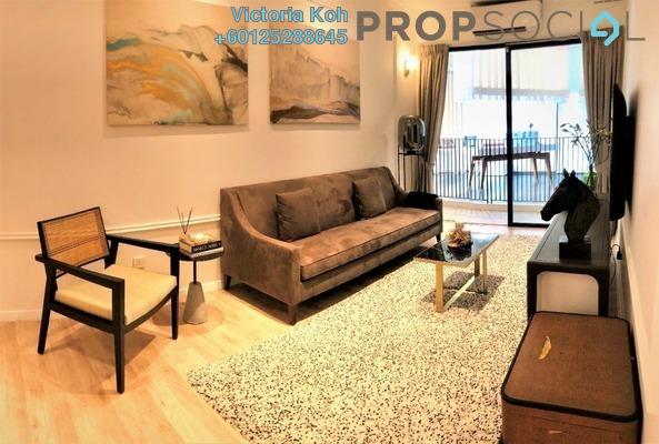 Serviced Residence For Sale in Emporis, Kota Damansara Leasehold Semi Furnished 3R/2B 660k