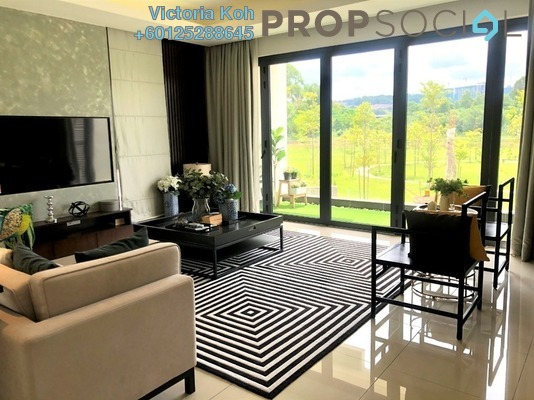 Terrace For Sale in Park Residency, Cheras South Leasehold Unfurnished 4R/4B 1.03m