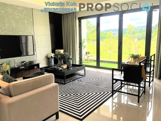 Terrace For Sale in Park Residency, Cheras South Leasehold Unfurnished 4R/4B 1.1m