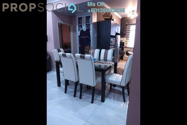 Apartment For Sale in Taman Sri Selayang, Batu Caves Leasehold Semi Furnished 3R/2B 470k