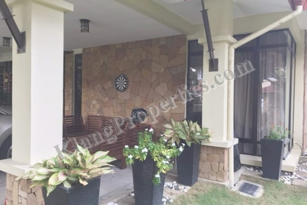 Semi-Detached For Sale in Glenmarie Cove, Port Klang Freehold Semi Furnished 4R/5B 1.03m