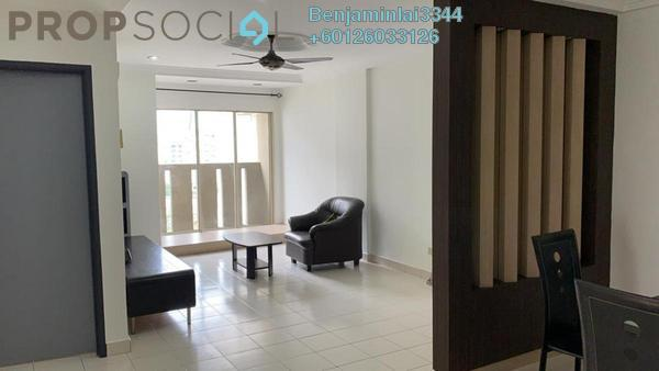 Condominium For Sale in Fortune Avenue, Kepong Freehold Fully Furnished 3R/2B 480k
