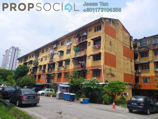 Apartment For Rent in Taman Desaria, Bandar Sunway Freehold Unfurnished 2R/1B 700translationmissing:en.pricing.unit