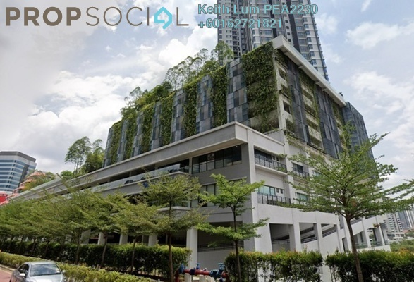 Condominium For Rent in Sunway GeoSense, Bandar Sunway Freehold Fully Furnished 3R/2B 4.6k