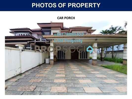 Semi-Detached For Sale in Puteri 8, Bandar Puteri Puchong Freehold Semi Furnished 4R/5B 2.48m