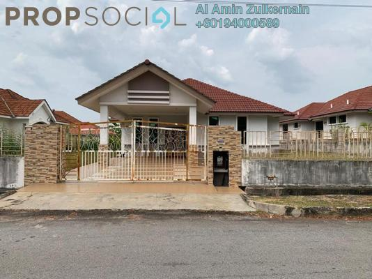 Bungalow For Sale in Ambangan Heights, Sungai Petani Freehold Unfurnished 5R/4B 480k