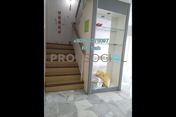 Terrace For Sale in Taman Minang, Cheras South Freehold Semi Furnished 4R/2B 528k